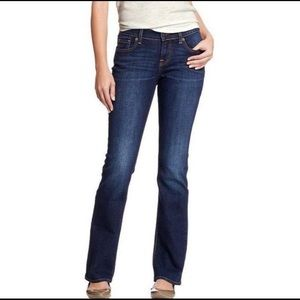Old Navy The Sweetheart Jeans Boot Cut Mid Rise